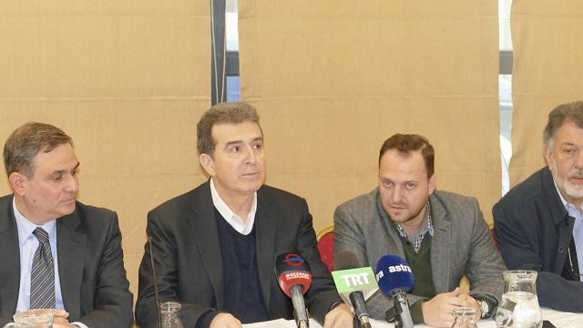 Χρυσοχοΐδης από τη Λάρισα: Χωρίς ενδείξεις και αποδείξεις η υπόθεση Novartis
