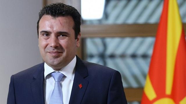 Ζόραν Ζάεφ: Τρία από τα επτά θέματα της διαπραγμάτευσης για το όνομα έχουν κλείσει