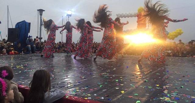 Με κέφι, τραγούδι, χορό το τριήμερο της Αποκριάς στον Βόλο