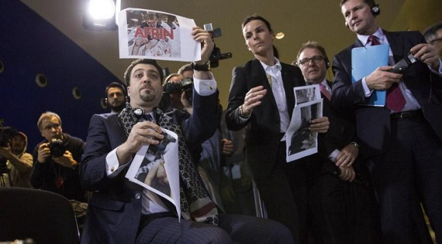 Ο δημοσιογράφος που έκανε… έξαλλο τον Γιλντιρίμ [εικόνες-βίντεο]