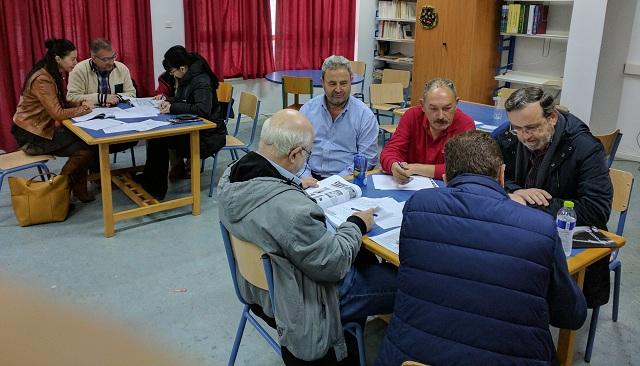 Επιμόρφωση εκπαιδευτικών των 1ου ΕΠΑΛ και 1ου Ε.Κ. Αλμυρού