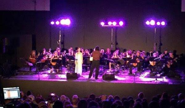 Πανηγυρική συναυλία της Κιθαριστικής Ορχήστρας Βόλου