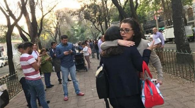 Σεισμός 7,5 Ρίχτερ στο Μεξικό