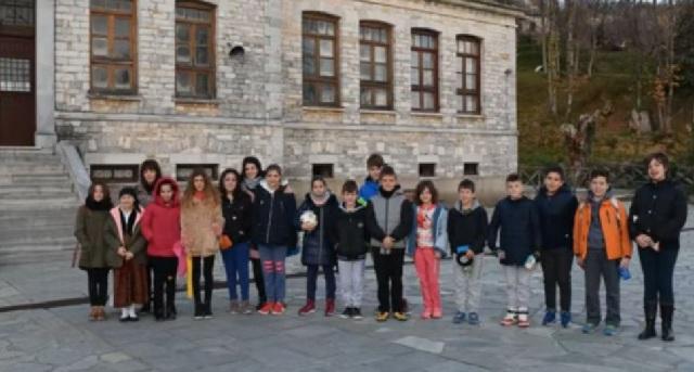 Ταινία -ύμνος στον τόπο τους από μαθητές της Τσαγκαράδας