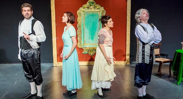 Τον «Αρχοντοχωριάτη» του Μολιέρου παρουσιάζει η Πειραματική Σκηνή