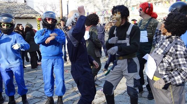 Οι εκδηλώσεις Αποκριάς και Καθαράς Δευτέρας σε όλη τη Μαγνησία