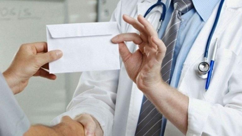 Συνελήφθη γιατρός δημόσιου νοσοκομείου της Αττικής για δωροληψία