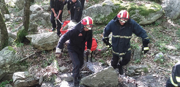 Νεκρός εντοπίστηκε βοσκός σε δύσβατη περιοχή του Αλμυρού