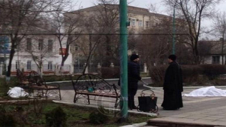 Ρωσία: Πέντε άνθρωποι σκοτώθηκαν όταν άνδρας άνοιξε πυρ έξω από εκκλησία