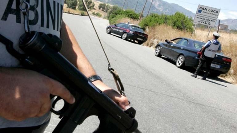 Ιταλία: Τριάντα επτά συλλήψεις σε επιχείρηση κατά της Μαφίας