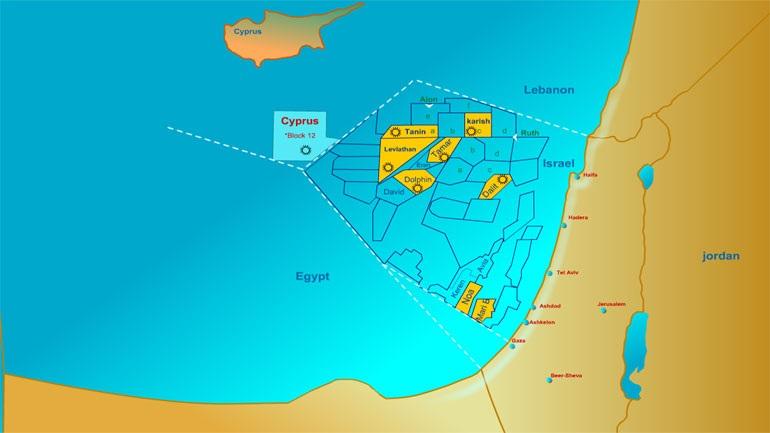 Ιστορική συμφωνία Ισραήλ-Αιγύπτου για το φυσικό αέριο