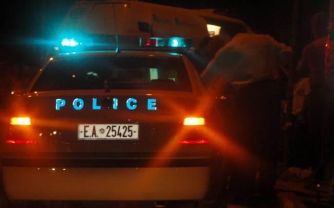 Κατήγγειλε ένοπλη ληστεία σε βάρος του 20χρονος στις Μικροθήβες
