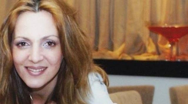 Από τσιγάρο η φωτιά στο σπίτι της δημοσιογράφου Καρολίνας Κάλφα