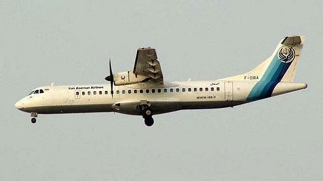 Ιράν: Εντοπίστηκαν τα συντρίμμια του αεροπλάνου που συνετρίβη την Κυριακή