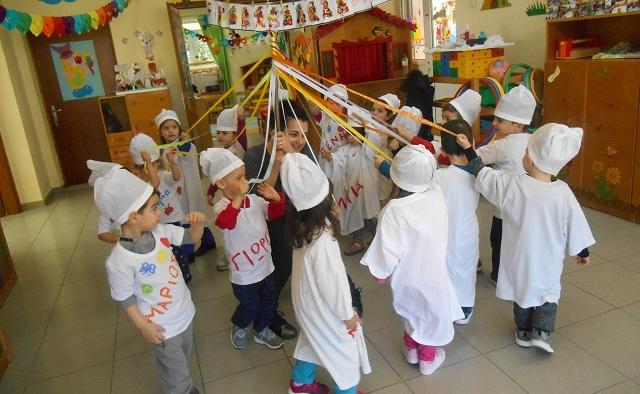 Γιόρτασαν την Αποκριά τα παιδιά των Τμημάτων του ΔΟΕΠΑΠ ΔΗΠΕΘΕ