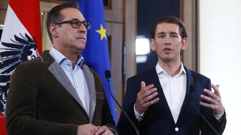 Αυστρία: Σκάνδαλο με ναζιστικό βιβλίο κλυδωνίζει την κυβέρνηση