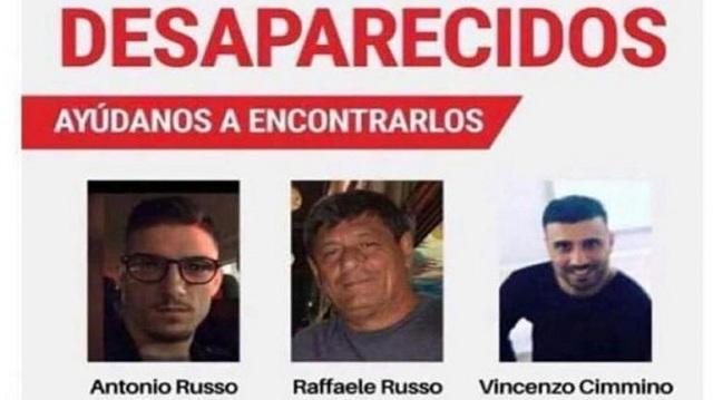 Μεξικό: Οι Αρχές ερευνούν εάν αστυνομικοί ενέχονται στην εξαφάνιση τριών Ιταλών
