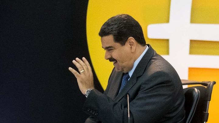 Η Βενεζουέλα συγκέντρωσε 735 εκατ. δολάρια την πρώτη ημέρα πώλησης του «petro»