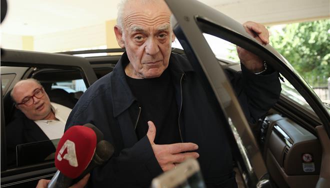 Στο νοσοκομείο των φυλακών Κορυδαλλού ο Ακης Τσοχατζόπουλος