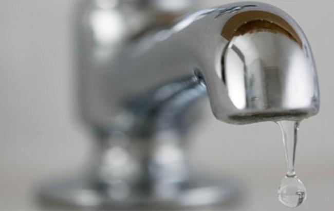 2.405 διακοπές νερού στον Βόλο!