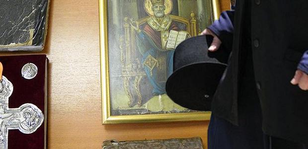 Ιερωμένος ξεσκέπασε τη δράση του Βολιώτη αρχαιοκάπηλου