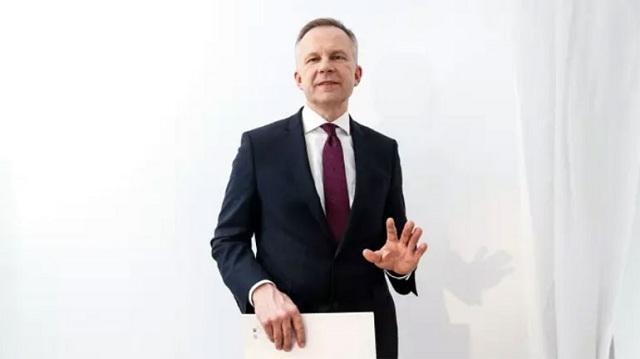 Λετονία: Αθώος στις κατηγορίες περί δωροδοκίας δηλώνει ο κεντρικός τραπεζίτης της χώρας