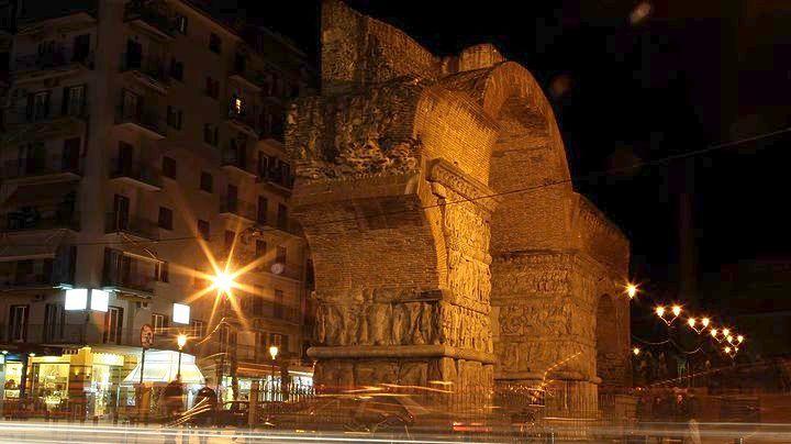 Με ειδικό φωτισμό θα αναδειχτούν 11 μνημεία, μοναδικής αξίας, στον άξονα της Εγνατίας Οδού