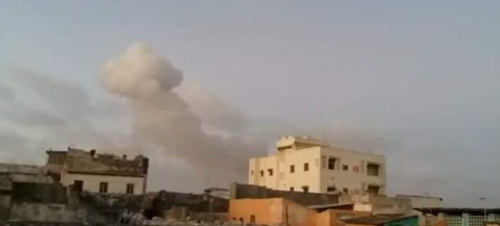 Μακελειό στη Σομαλία από επίθεση τζιχαντιστών της Αλ Σεμπάμπ [εικόνες-βίντεο]