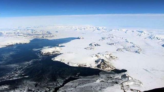 Ερευνητές ολοκλήρωσαν τις μελέτες τους για την κλιματική αλλαγή στην Ανταρκτική