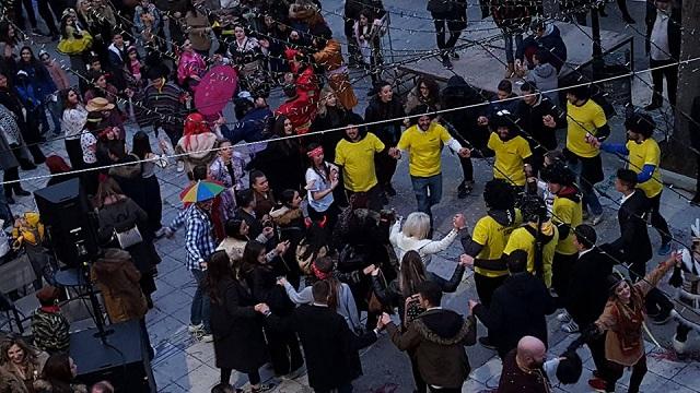 Αποκριά και Κούλουμα γιορτάστηκαν στον Δήμο Ρ. Φεραίου