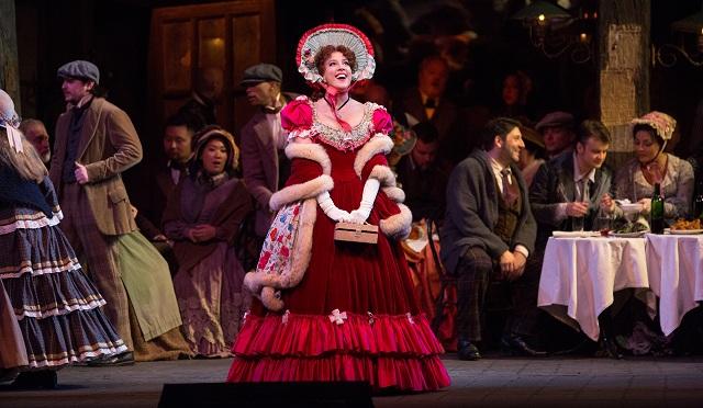 Η όπερα «Μποέμ» σήμερα στον Βόλο