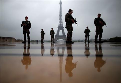 Γαλλία: Απέτρεψαν δύο επιθέσεις στο στάδιο του σχεδιασμού