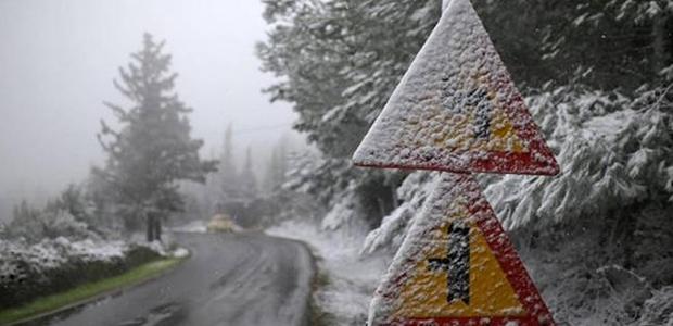 Η «Λητώ» χτυπά την Ελλάδα - Κακοκαιρία εξπρές με καταιγίδες και χιόνια