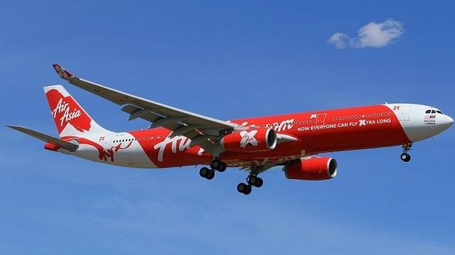 Αναγκαστική προσγείωση πραγματοποίησε αεροσκάφος της AirAsia