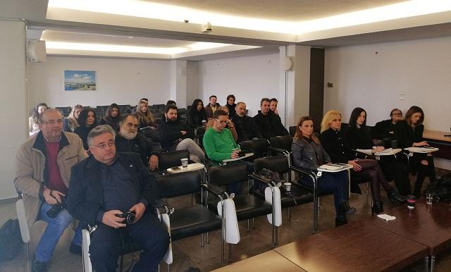 Νέος κύκλος επιμορφωτικών σεμιναρίων για τους δημοσιογράφους Κεντρικής Ελλάδας