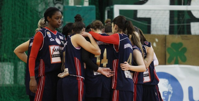 Νίκη… μισή παραμονή για τα κορίτσια του Ολυμπιακού Βόλου