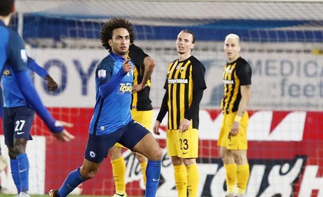 Ο Ατρόμητος έκοψε τα φτερά της ΑΕΚ, 1-1 στο Περιστέρι