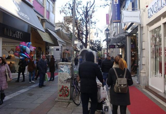Παρουσίαση έρευνας για την κίνηση στην αγορά τις γιορτές