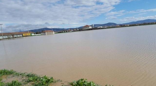 Καταστράφηκε ολοσχερώς το αγροτικό δίκτυο του Δήμου Ρ. Φεραίου