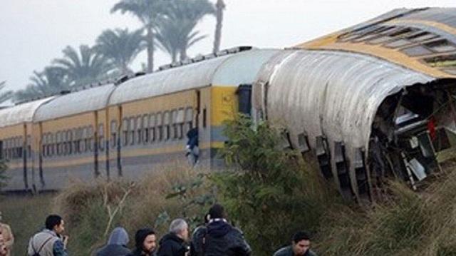 Σύγκρουση τρένων με νεκρούς και τραυματίες στην Αίγυπτο