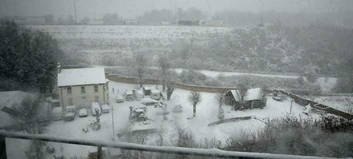 Σιβηρικό ψύχος στην Ευρώπη: 41 νεκροί, στους -36 το θερμόμετρο στην Ελβετία [εικόνες]