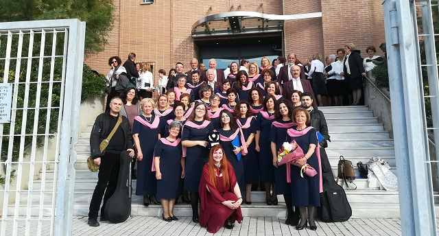 Η τετράφωνη μικτή χορωδία Αλμυρού στο 4ο Διεθνές Φεστιβάλ Πανοράματος Θεσσαλονίκης
