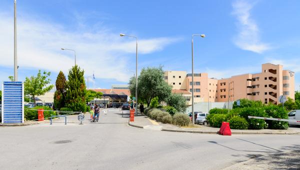 Αντιεξουσιαστές πλησίασαν το δωμάτιο του Ντ. Γιαγτζόγλου στο Πανεπιστημιακό Νοσοκομείο Λάρισας