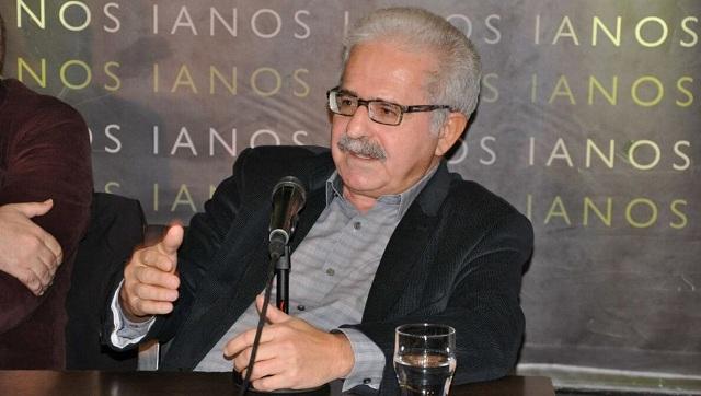 Παρουσιάζεται στον Βόλο το νέο βιβλίο του Μίμη Ανδρουλάκη