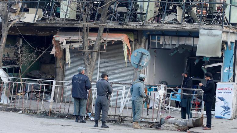 Ισχυρή έκρηξη στην Καμπούλ στην περιοχή με τις πρεσβείες
