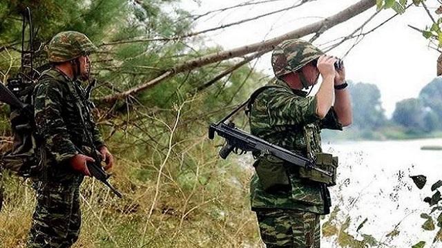 Τούρκοι συνέλαβαν δύο Έλληνες στρατιωτικούς στον Έβρο