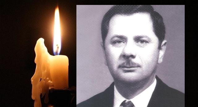 40ημερο μνημόσυνο ΚΩΝΣΤΑΝΤΙΝΟΥ ΧΑΤΖΗΑΝΑΣΤΑΣΙΟΥ