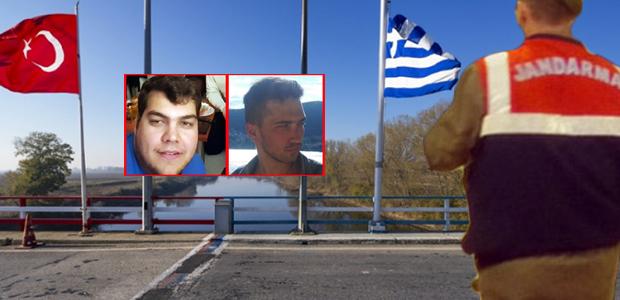Προφυλακίστηκαν οι δύο Έλληνες στρατιωτικοί
