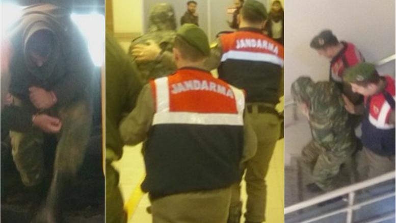 Διπλωματικό θρίλερ για γερά νεύρα η υπόθεση των 2 στρατιωτικών
