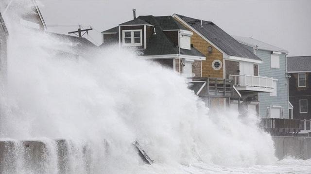 ΗΠΑ: Τουλάχιστον πέντε νεκροί από την ισχυρή καταιγίδα «Ράιλι»